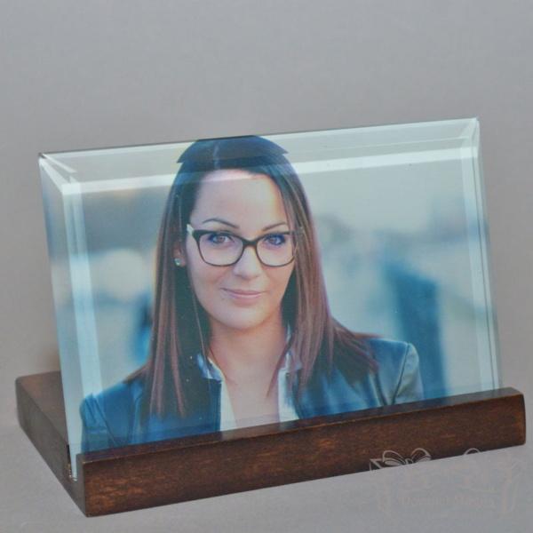 Nuotrauka ant stiklo horizontali, darbų galerija