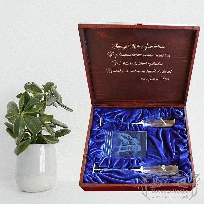 Graviruotos dėžutės, Medinės dovanos, medinės dėžutės su graviravimu